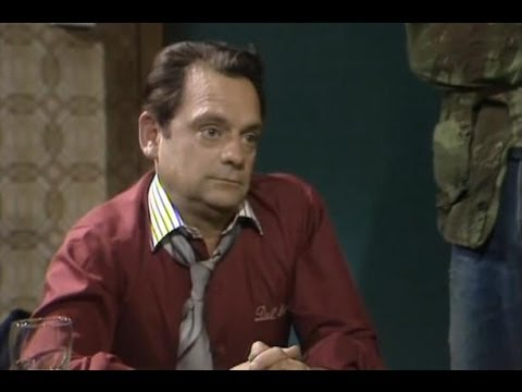 Del Boy's Poker face - Only Fools and Horses - BBC