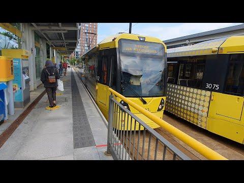How to buy a tram ticket from a Metrolink machine | Adaobi Reads...